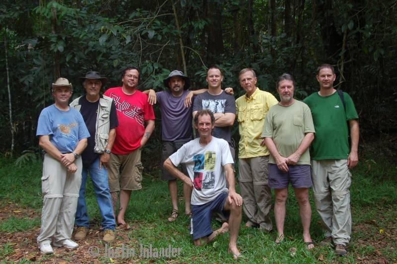 Australian Herpetological Symposium group